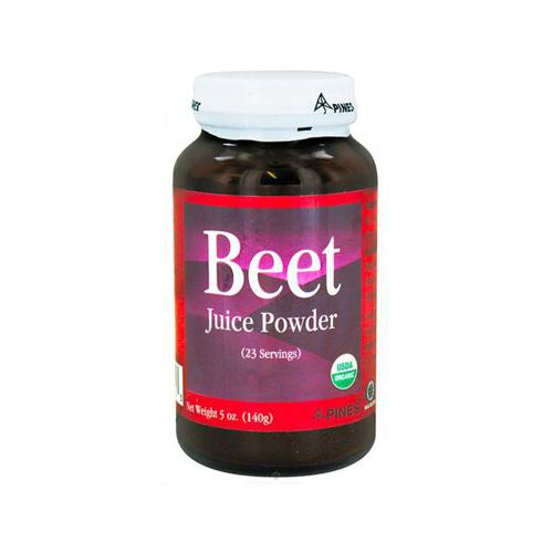 Pines international beet juice powder