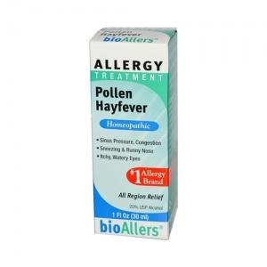 Pollen allergy cure